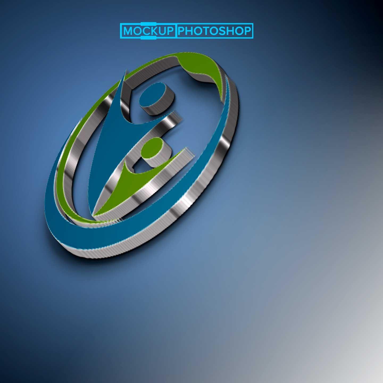 Free Download 3d Text Mockup Branding Download Downloadpsd Free Freemockup Freepsd Freebie Mock Up M Mockup Free Download Free Logo Mockup Psd Mockup