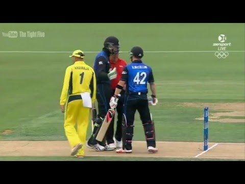 Brendon Mccullum Last Odi Innings Vs Australia 3rd Odi 2016 Brendon Mccullum Youtube Australia