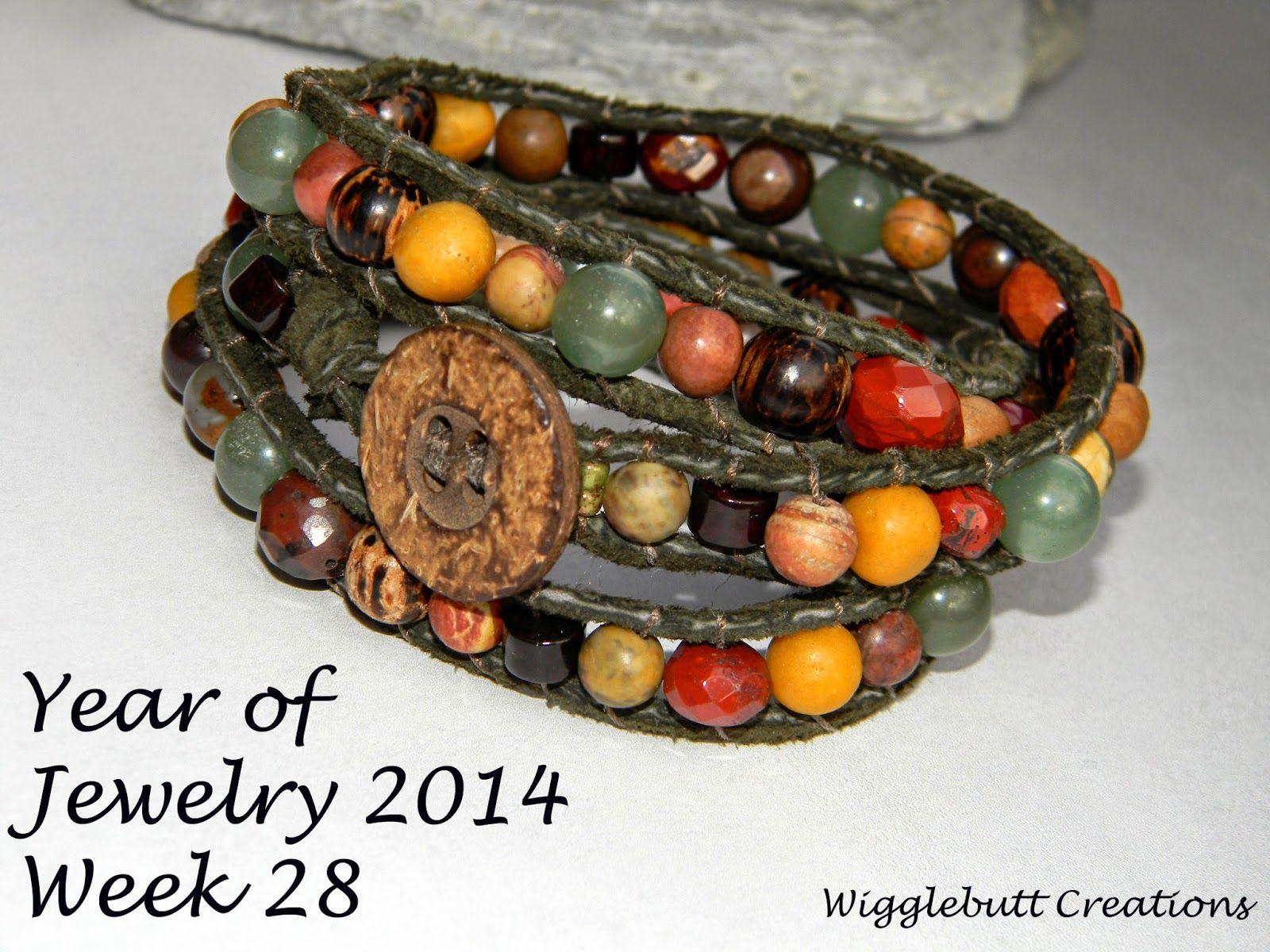 Week 28 ~ by Wigglebutt Creations