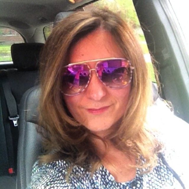 55e978818075 Look at Marina rockin her  DITA eyewear CONDOR TWO in Purple swirl. We re  loving this sunglass especially the mirror finish on the lenses.