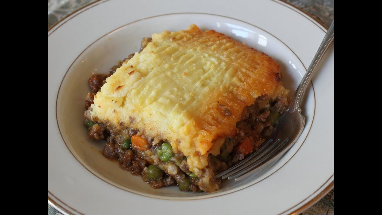 Irish Shepherd S Pie Classic Shepherd Pie For St Patrick S Day Youtube Irish Shepherd S Pie Food Wishes Irish Recipes