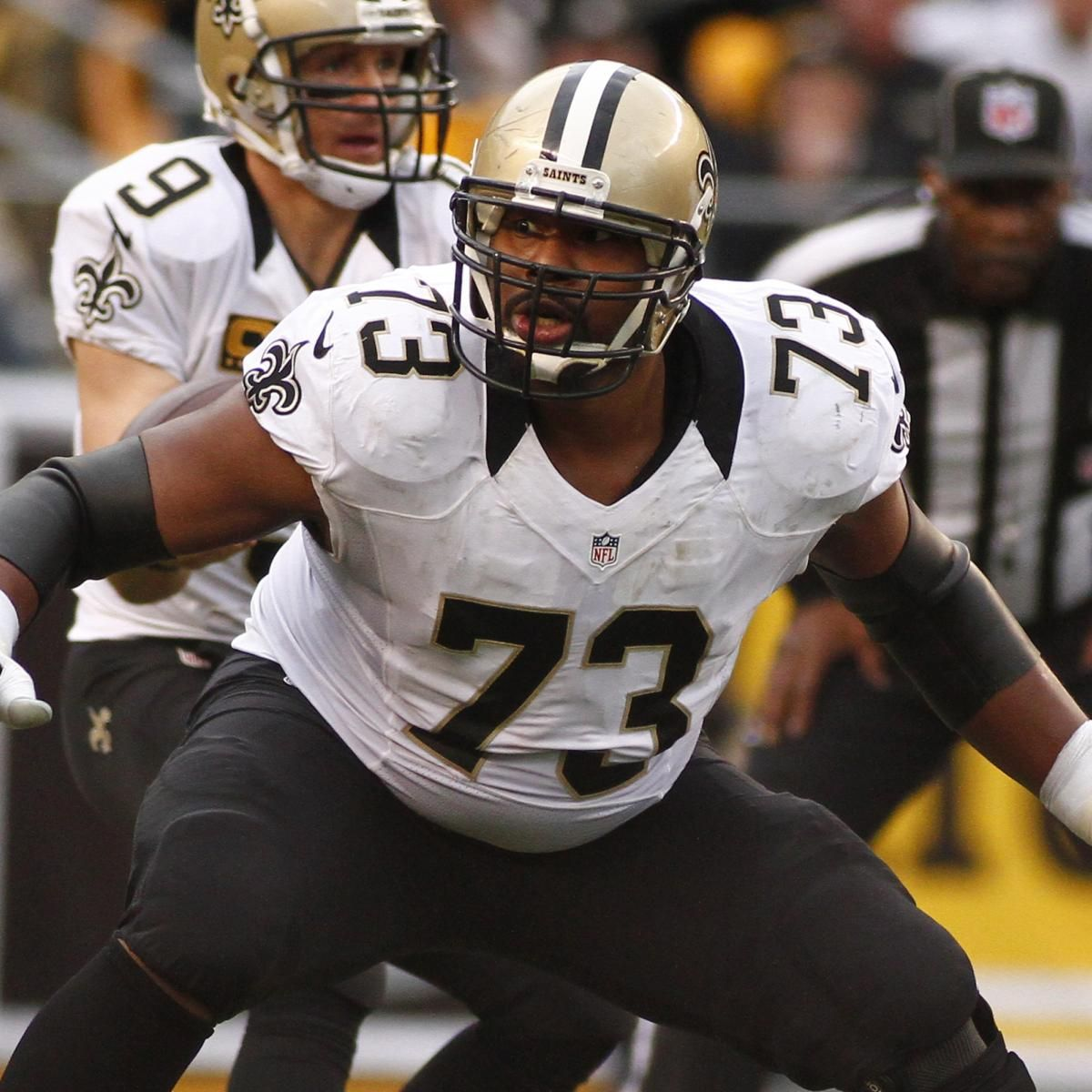 Jahri Evans Reportedly Agrees To Packers Contract After 11 Seasons With Saints Packers Nfl Network Football Helmets