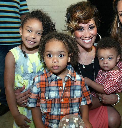 Black Celebrity Families Archives - Black Love and Family