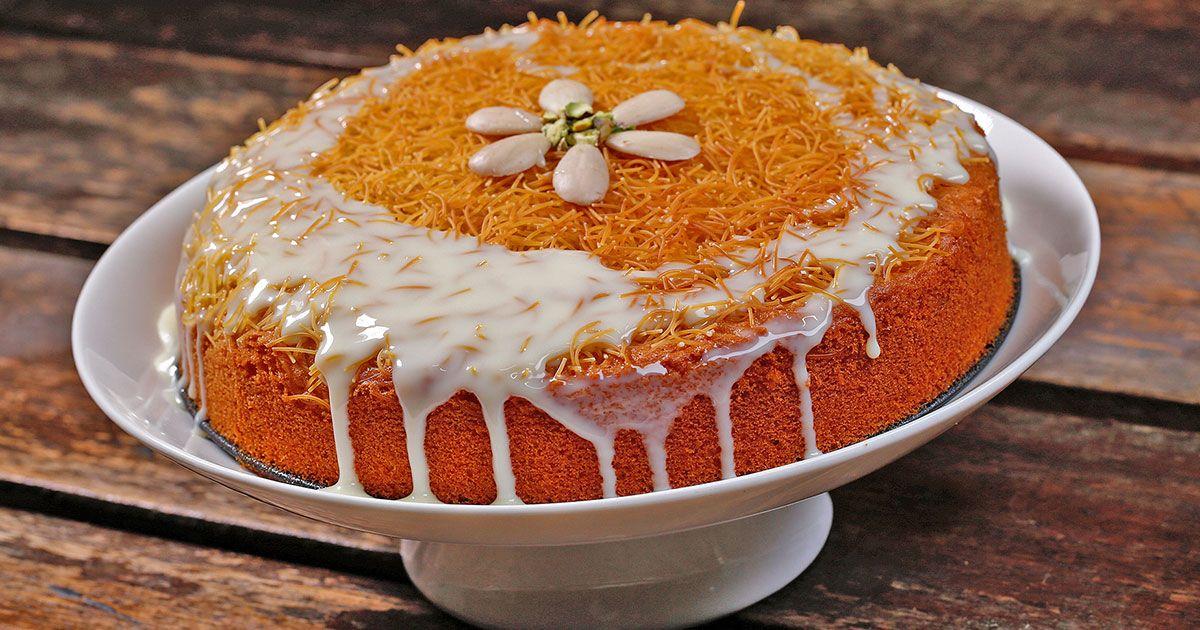 كيكة الشعرية الباكستانية Cooking Recipes Food Digestive Biscuits