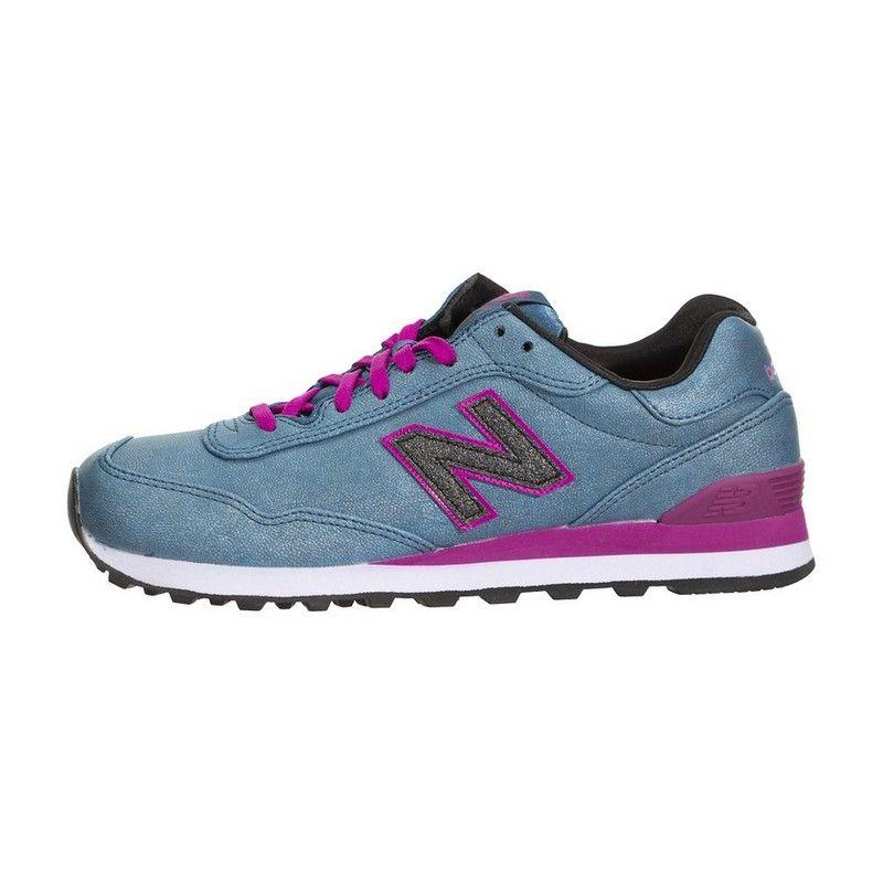 Buty Do Biegania New Balance Damskie Niebieskie Z Biale Fioletowe 515 Shoes New Balance Sneaker Sneakers