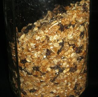 Carolyn's Granola (Cereal) | Slow & Simple Living