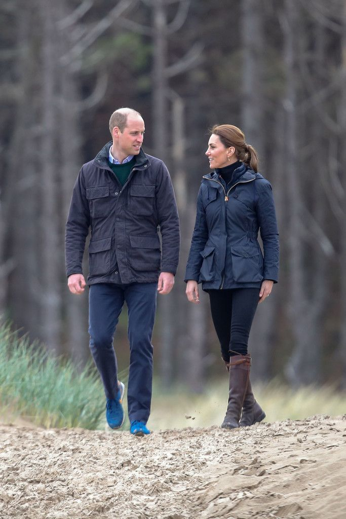Kate Middleton Photos Photos: The Duke And Duchess Of Cambridge Visit North Wales