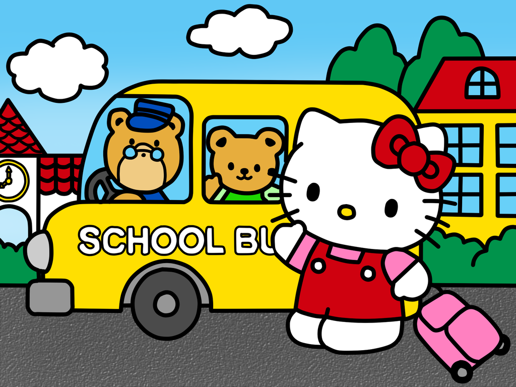 Simple Wallpaper Hello Kitty School - 80de2ccf666be405d90fb891478cfdab  Pic_245429.png
