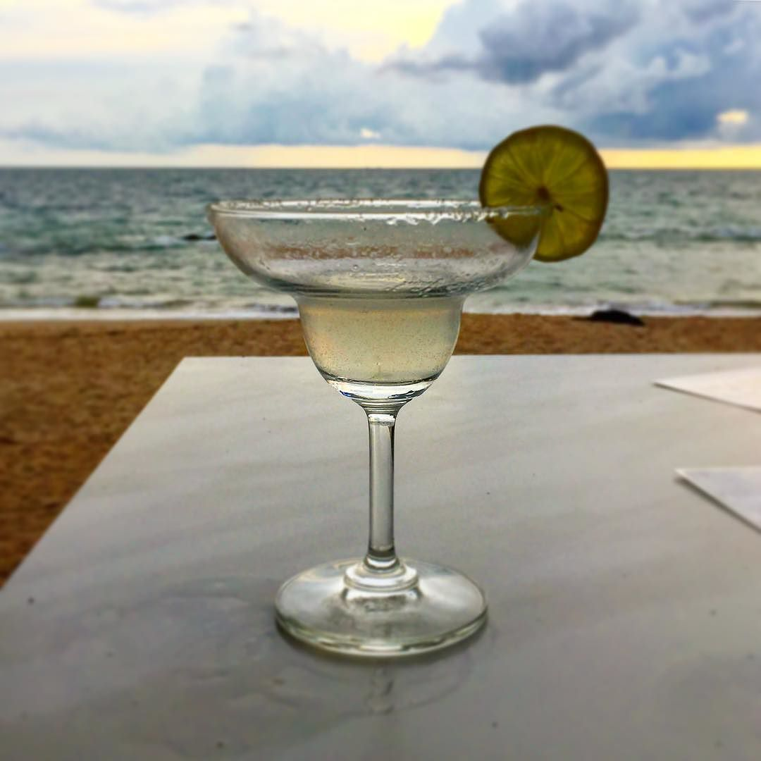 tequila cointreau lime and salt. #margarita #cocktail #thailand #kolanta