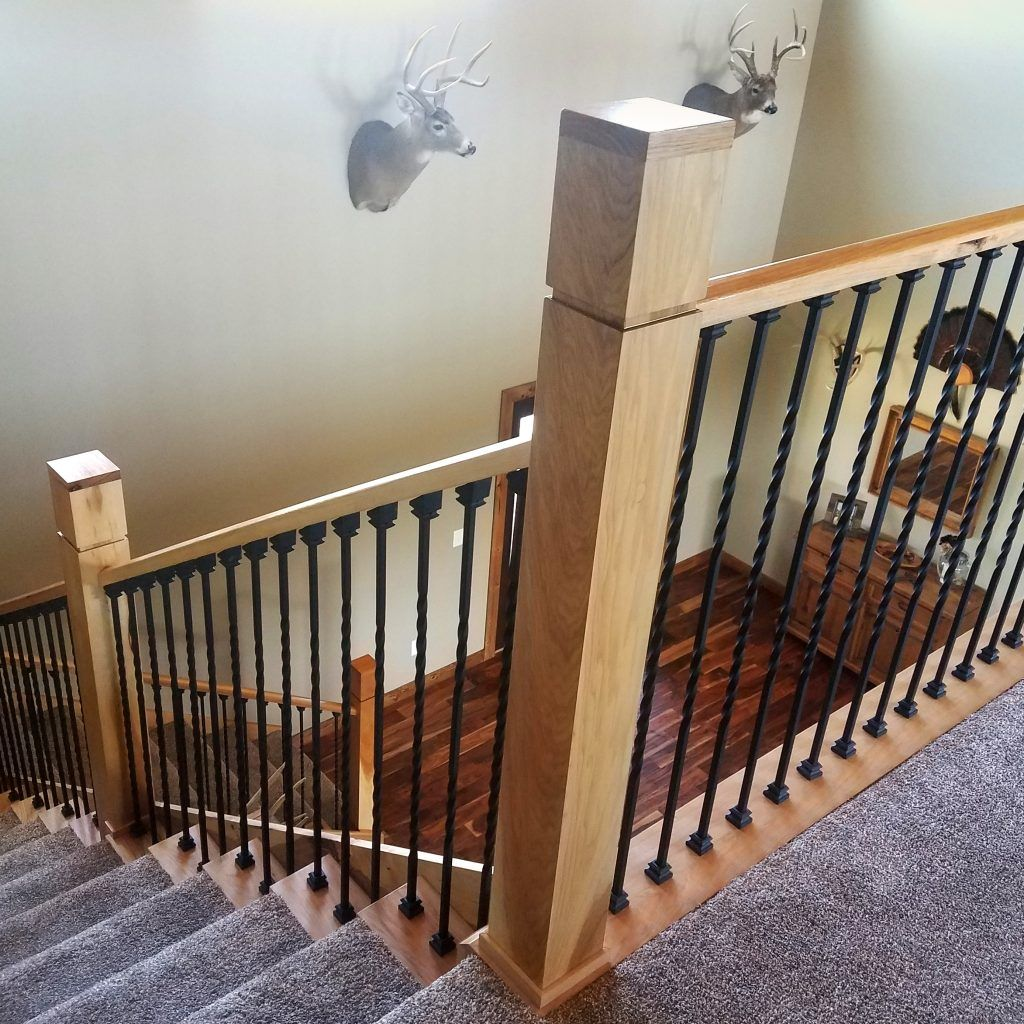 Best 16 3 2 Angled Aluminum Shoe Iron Balusters Staircase 400 x 300