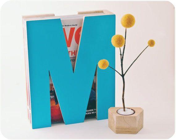 Cute Magazine Holders DiY Magazine Rack Crafts and Gift 21