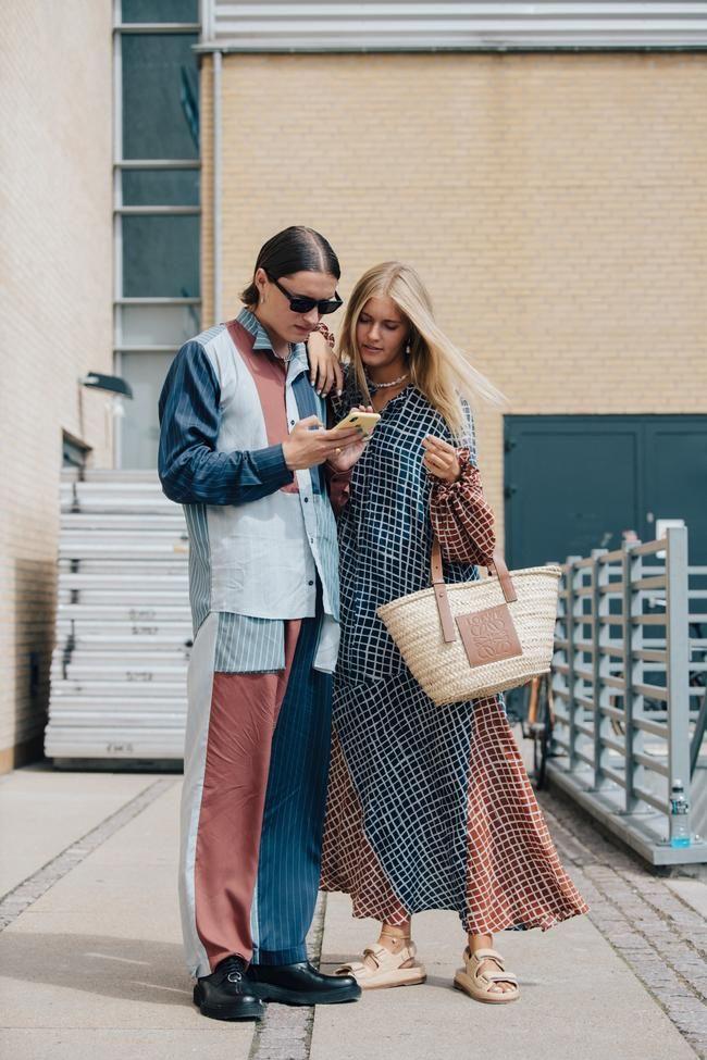 Street style inspiration from Copenhagen Fashion Week spring/summer 2020 #mensstreetstylesummer