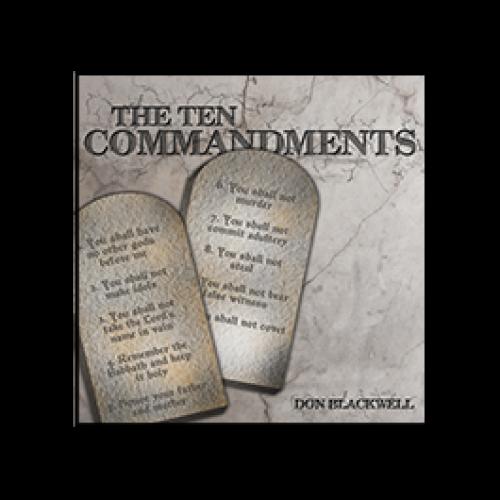 The Ten Commandments Dvd Wvbs Store Ten Commandments This Or That Questions Command