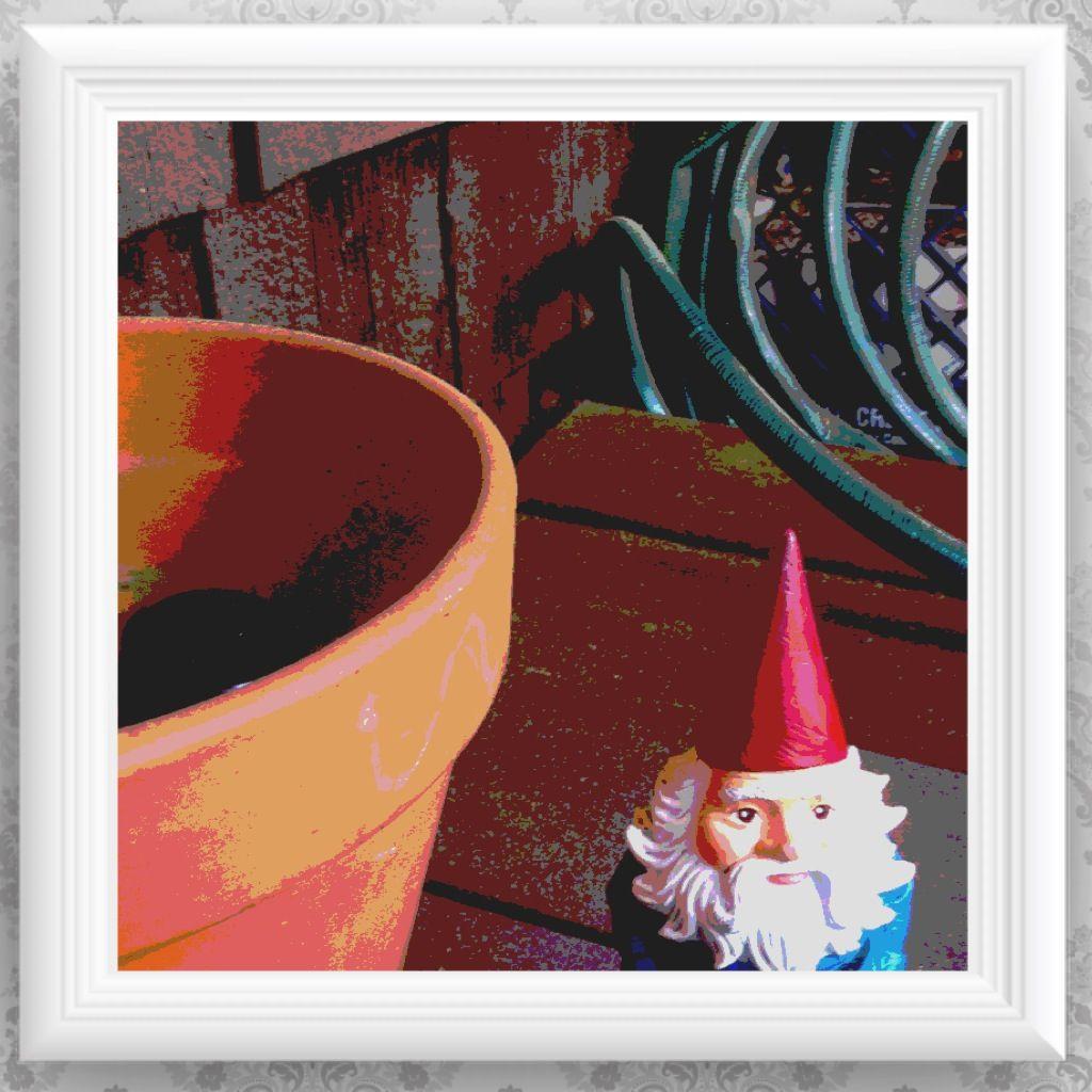 Gnomeson & His Gardening