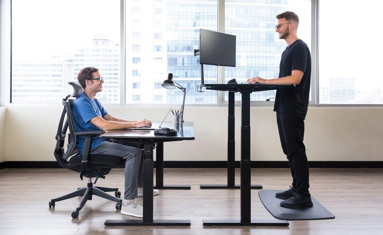 Autonomous Smartdesk 2 Ai Standing Desk Standing Desk Best Standing Desk Standing Desk Design