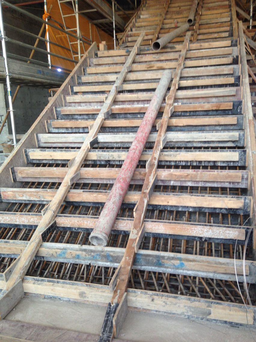 Best Stairs Formwork 400 x 300