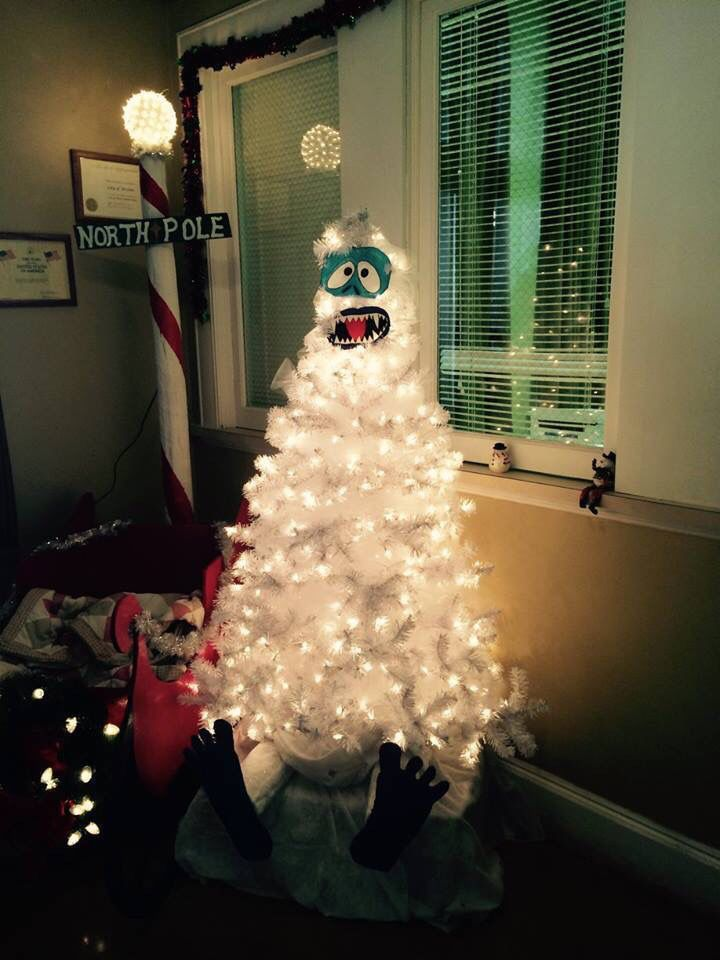 Bumble Tree Christmas Pinterest Xmas