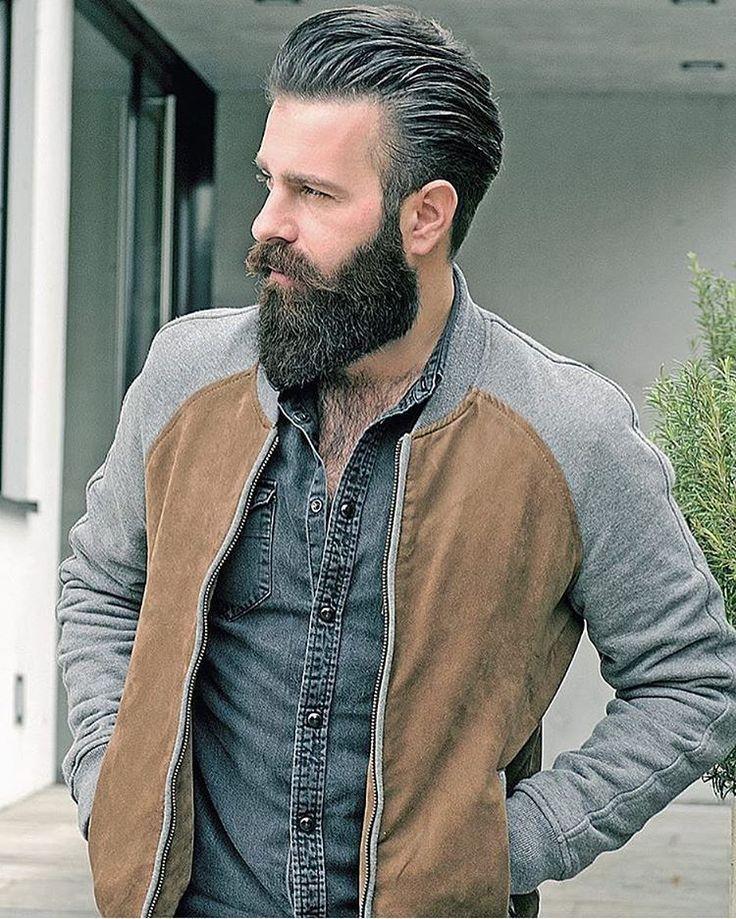 Image result for salt and pepper beard styles