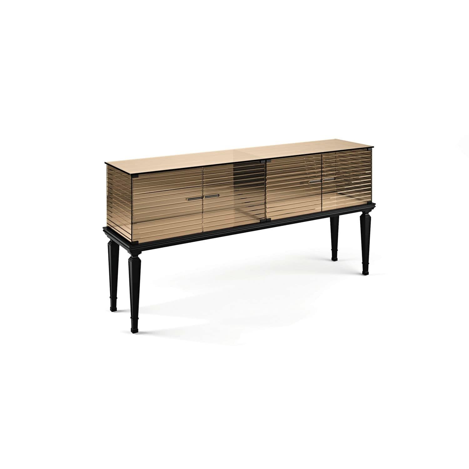 Miracle Veblen Sideboard Designs Glass Structure Furniture