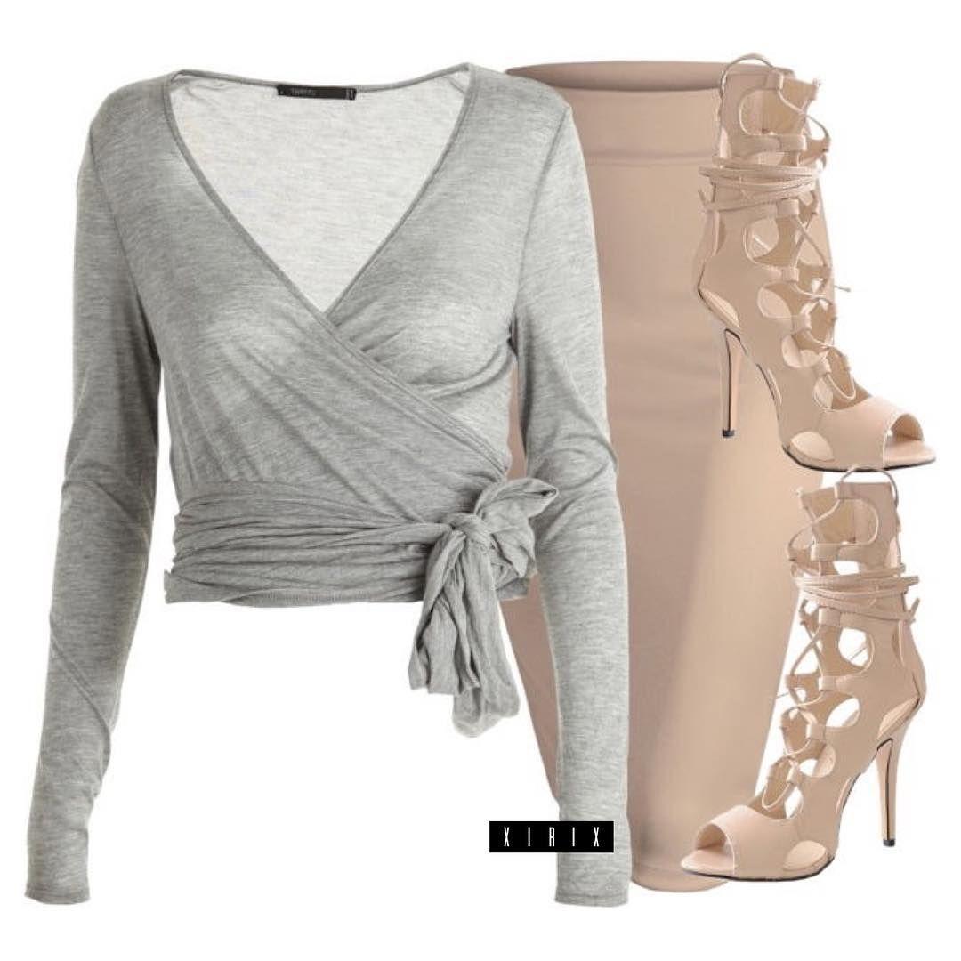 Twenty top ($229), MBJ skirt ($$15 via Amazon), and Shoesofdream heels ($120 via Amazon) xx