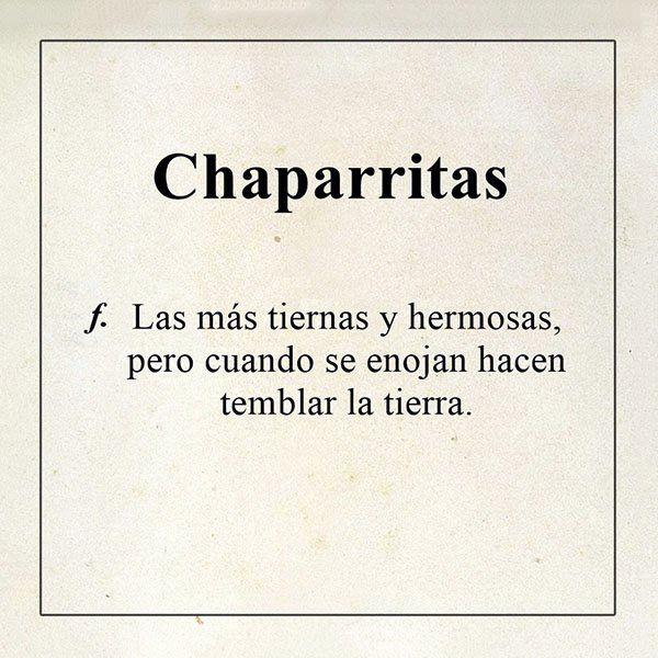 Pin En Las Chaparritas
