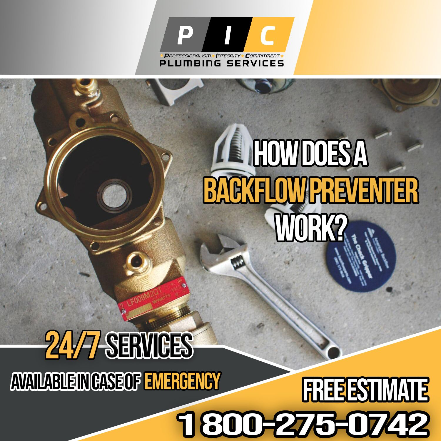 How does a backflow preventer work in san diego ca in 2020