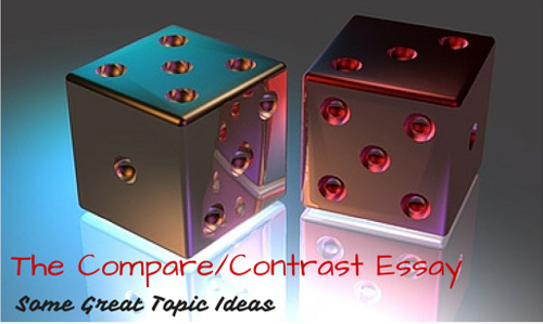 the compare contrast essay some great topic ideas  compare and contrast two songs essay topics dec 2017 · these 101 compare and contrast essay topics provide teachers and students great and fun ideas