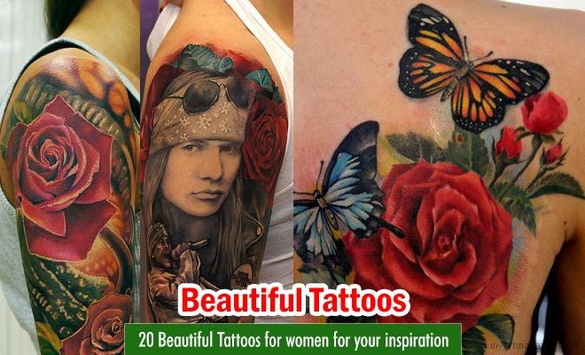 20 Beautiful Tattoos for Women for your inspiration |   http://myartmagazine.com/tattoo-inspiration | Art Magazine http://myartmagazine.com | Follow us www.pinterest.com/myartmagazine