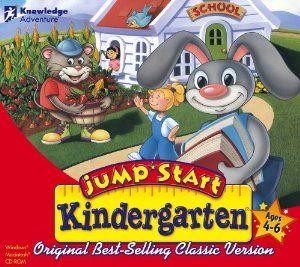Isaac Amazon Com Jumpstart Kindergarten Software Jumpstart
