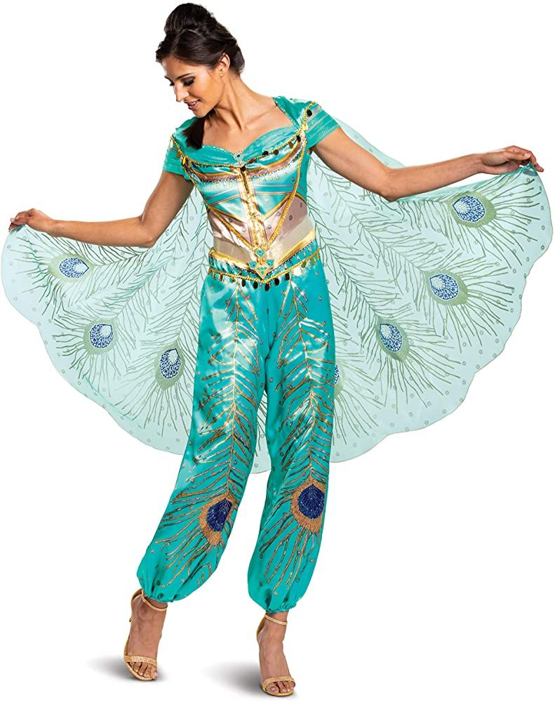 Disguise Disfraz de jazmín para mujer