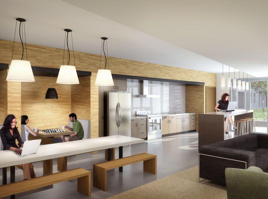 Mark24 Apartment communities, Luxury apartments