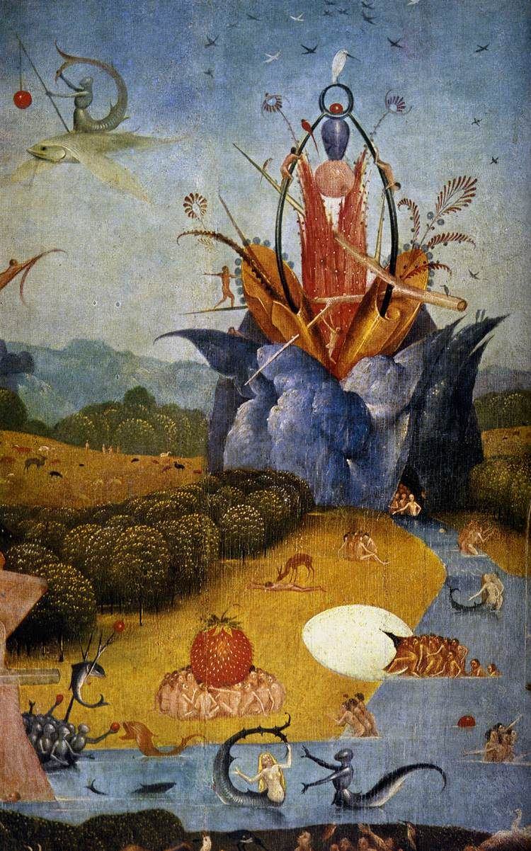 Hieronymus Bosch Paintings   Google Search