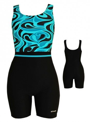 83d0b2c43d Waterpro Tango Print Unitard | Chlorine Resistant Swimwear - Swim & Sweat