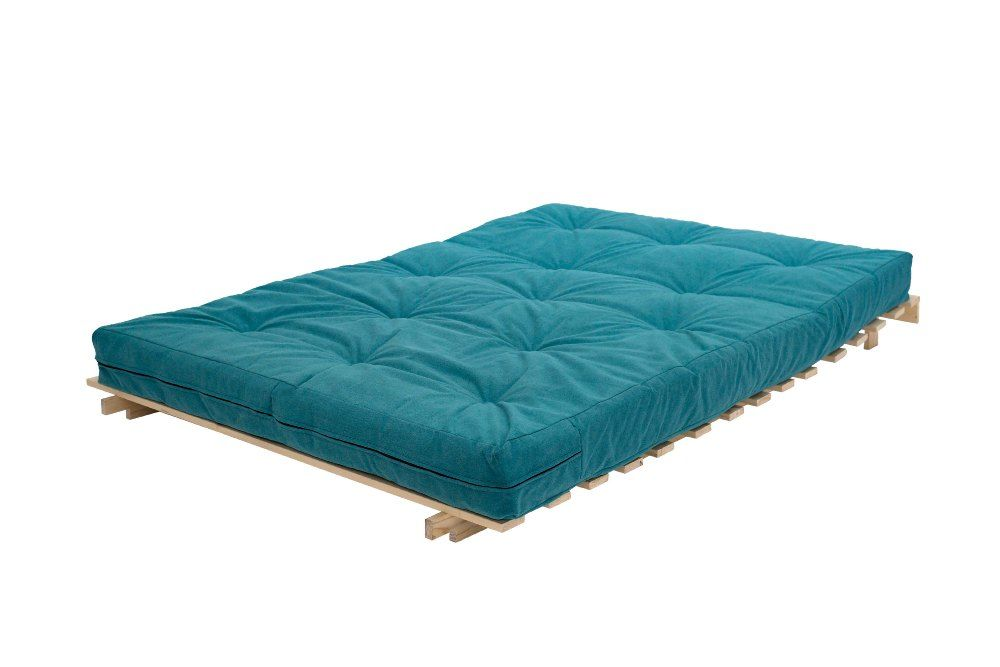 Senjo Double Futon Sofa Bed Fabric