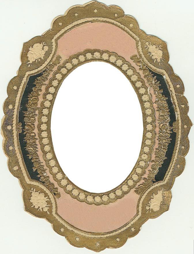 rose pink gold oval many others also vintage labels pinterest cadres affiches et ancien. Black Bedroom Furniture Sets. Home Design Ideas