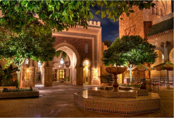 beautiful marocco