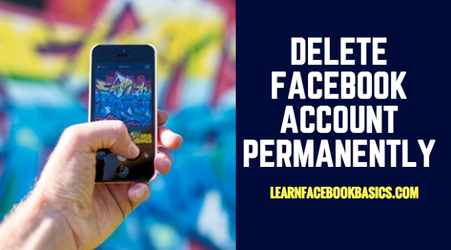 How to delete facebook account permanently on android device learn how to delete facebook account permanently on android device ccuart Choice Image