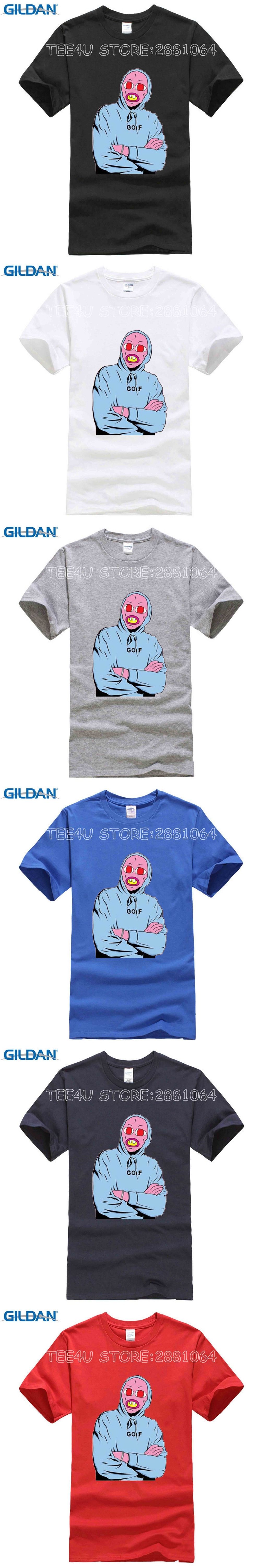 8ce1b041230f Man Fashion Round Collar T Shirt 2017 Jacob Pantoja Tyler The Creator  OFWGKTA T Shirt Music