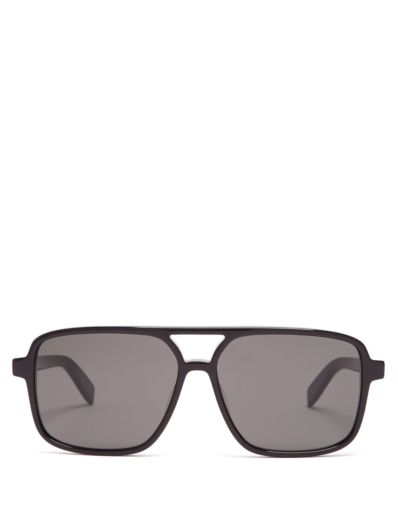 406bf1abad SAINT LAURENT D-frame acetate sunglasses