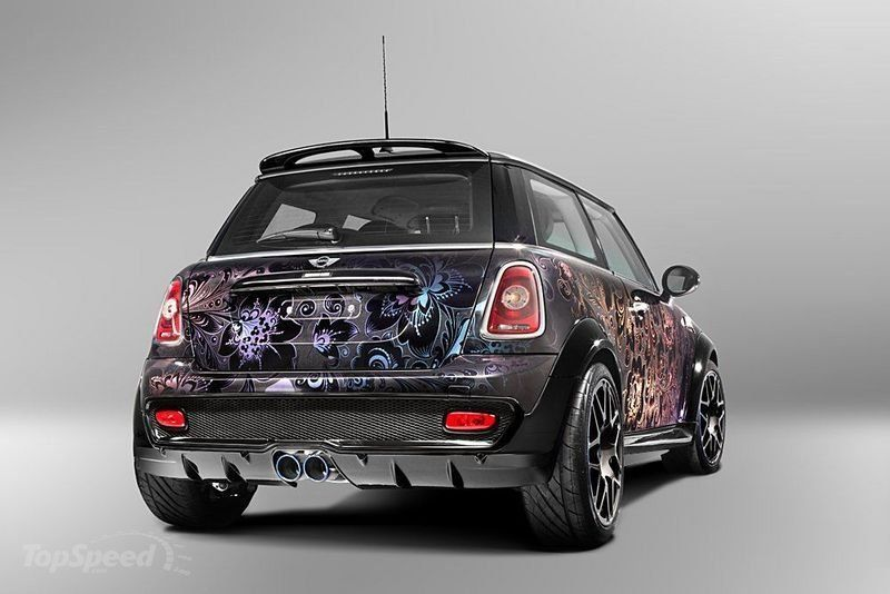 Mini Cooper By Simachev And Topcar Pictures Photos Wallpapers Top Speed Mini Cooper Mini Cars Mini Driver