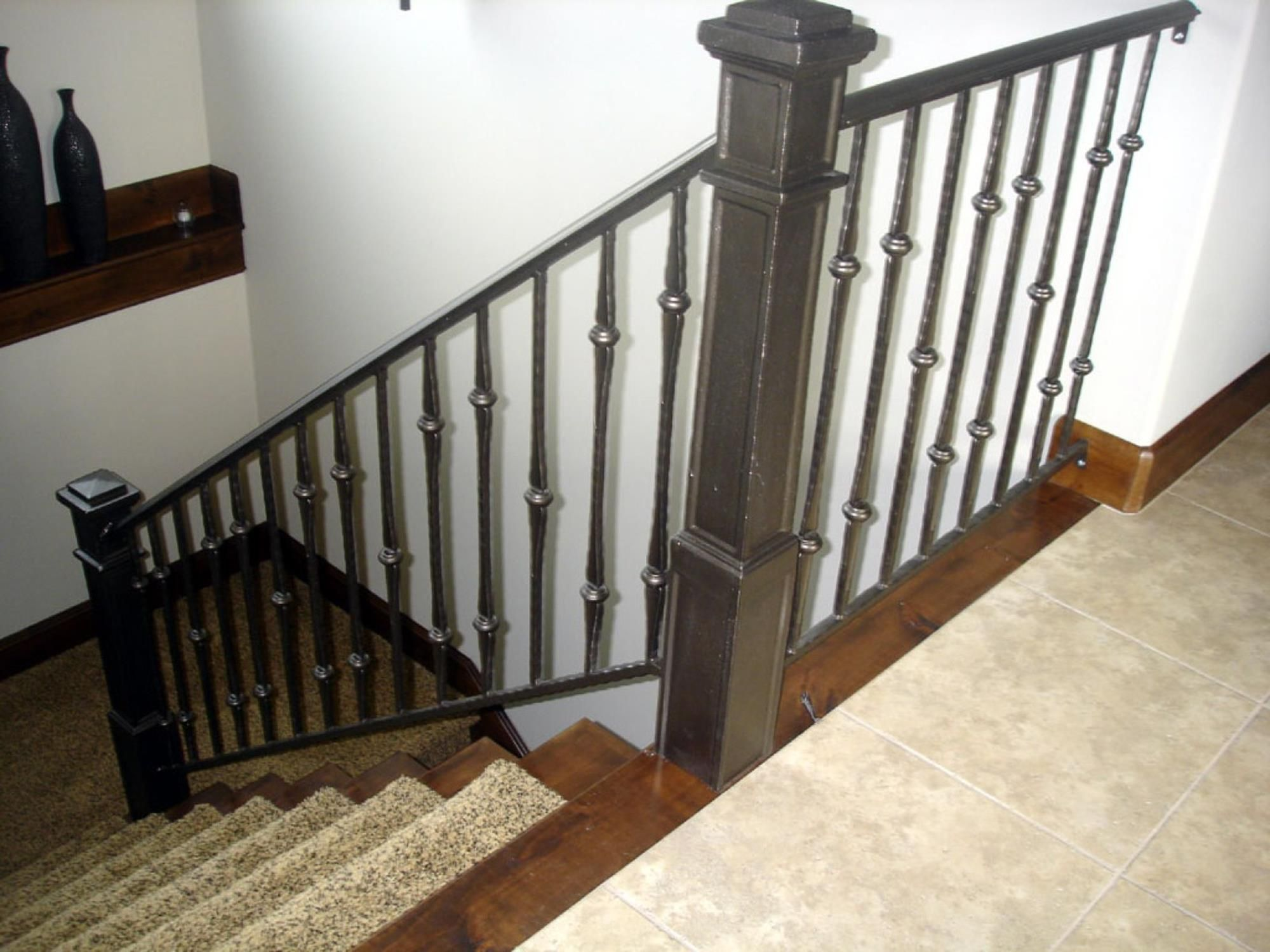 Modern Indoor Stair Railing Kits Systems For Your ...