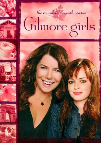 Gilmore Girls The Complete Seventh Season 6 Discs Dvd