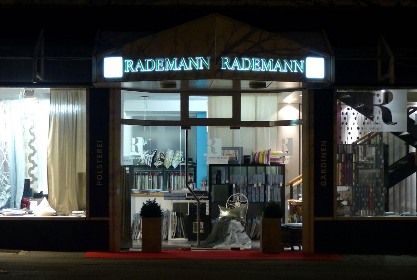 Eingangsbereich: #Rademann #Kiel #Rademann_Kiel #Raumausstatter
