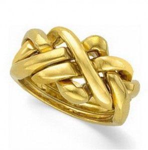 anillo de sultan 1 anillo puzzle Pinterest Ring