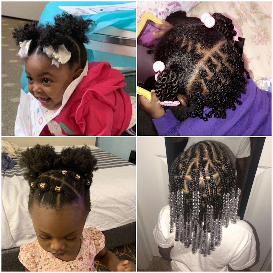 Black Baby Hair