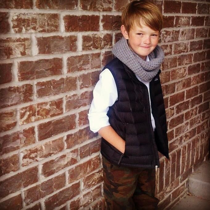 Boy Style Kid Style Cute Boy Outfits Boy Clothes Style For Boys Scarfs For Kids Camo Pants