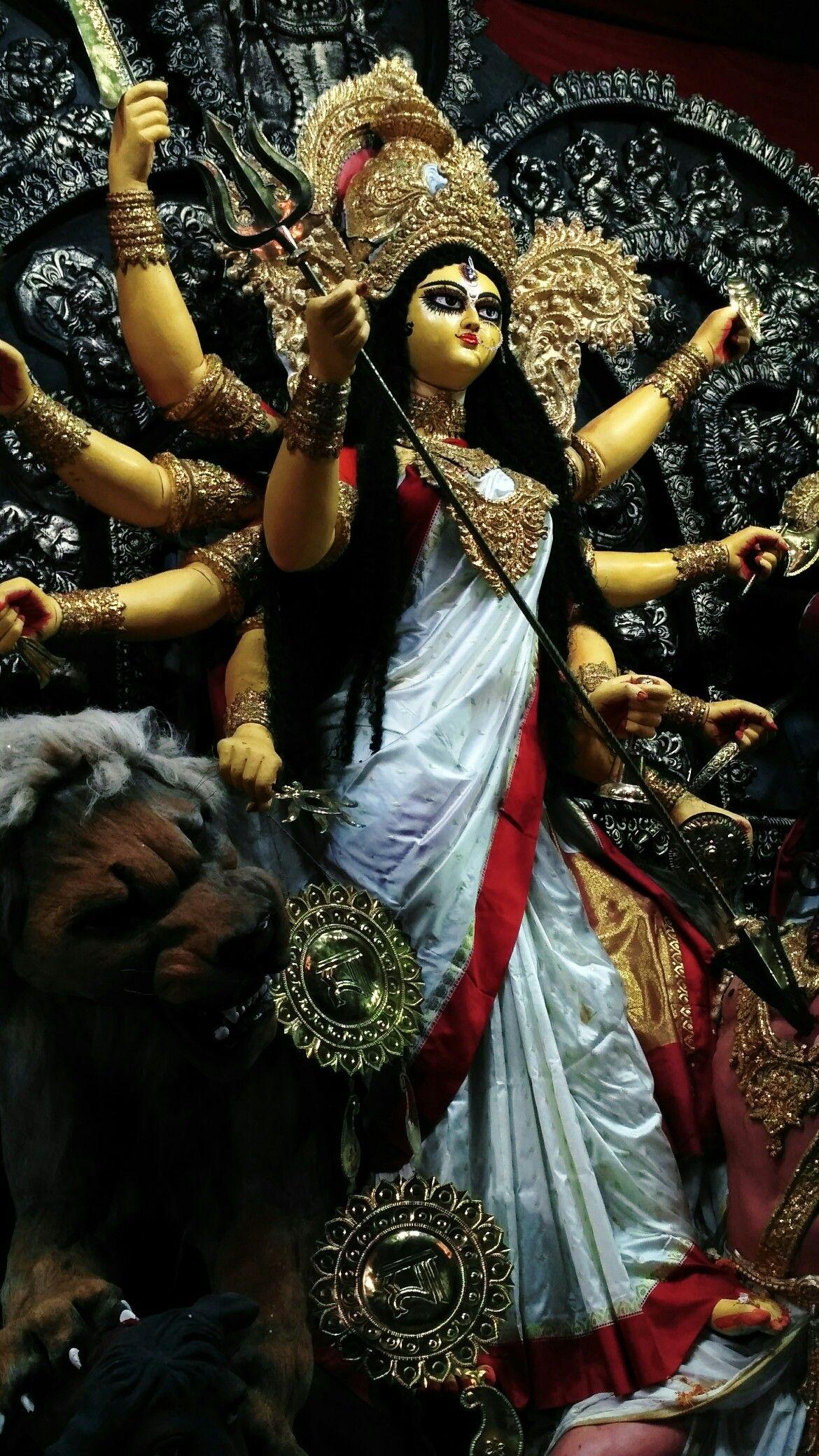 You Re A Bright Beautiful Goddess Durga Goddess Durga Puja Devi Durga