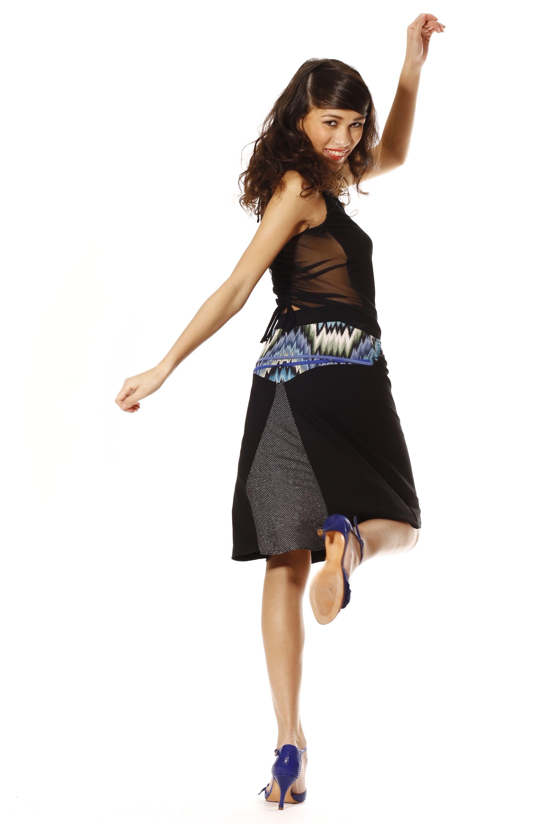 Salsa & Tango skirts - Need a stunning dance skirt quick ...