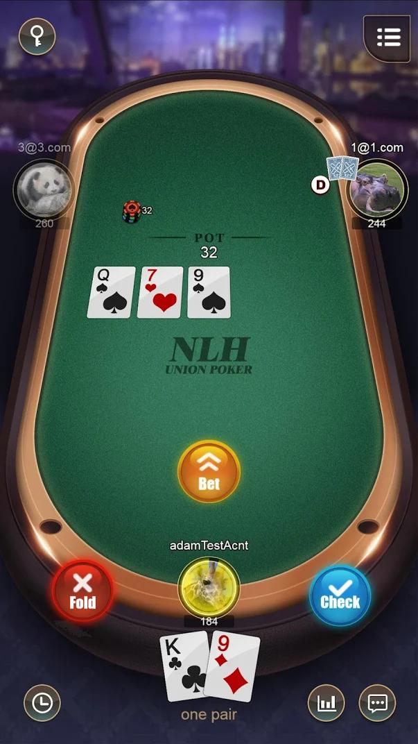 Upoker Google Play 上的应用 Poker Mobile Poker Online Poker
