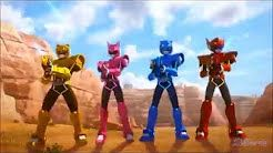 Mini Force Los Nuevos Superheroes Youtube Cosas Que Me
